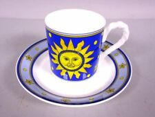 "Villeroy & Boch Paloma Picasso Tasse Expresso + soucoupe ""Sun, Moon and Stars"""