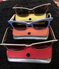 Vtg 1950S American Optical True Color Cat Eye Sunglasses W/Case.Sold Separately