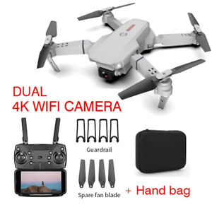 Drone 4K EXA Dron with HD Camera Live Video Drone X Pro RC Helicopter FPV Super
