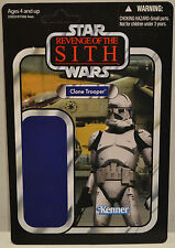 Clone Trooper -Star Wars Revenge of the Sith ROTS VC proof card VC15 2010 Exc/NM