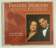 Freddie Mercury & Montserrat Caballé Guide Me Home Cd-Single Holanda 2000  Queen