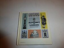 AN ALPHABET OF LONDON by Christopher Brown (HARDCOVER) 2012  B284