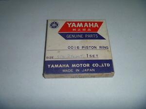 YAMAHA RD400 1975-1976 std RING SET  3J7-11601-00