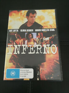 Inferno DVD Ray Liotta Crime/Thriller
