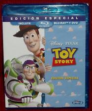 TOY STORY EDICION ESPECIAL COMBO BLU-RAY+DVD DISNEY NUEVO PRECINTADO (SIN ABRIR)