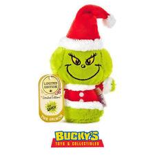 Dr. Seuss How the Grinch Stole Christmas Hallmark itty bitty bittys Santa LE