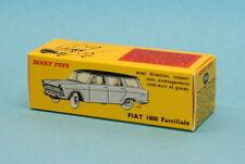 Boite neuve Dinky Toys Fiat 1800 familiale réf: 548