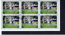 ARGENTINA v HOLLAND 1978 WORLD CUP SHEETLET OF 6
