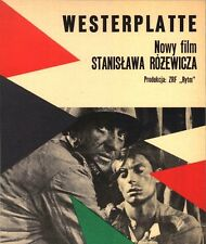 WESTERPLATTE (1967) * with improved video and improved switchable English subs *