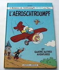 SCHTROUMPFS . 14 . L'aéroschtroumpf . PEYO . BD EO