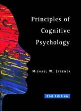 Principles Of Cognitive Psychology (Principles of Psychology),Michael W. Eysenc