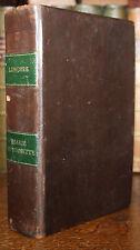 1938 La Captivité et la mort de Marie-Antoinette LENOTRE Leather Binding