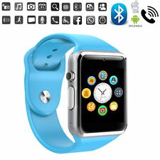 A1 Bluetooth Smart Watch with SIM Card Slot for Android and iOS