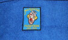 MOROCCO FUNSTERS EMBROIDERED CLOWN PATCH JAX FLA  MASONIC