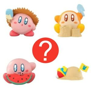 Nintendo Blind Box  Kirby Waddle Dee King Dedede Figure 1 Random Mini Figure