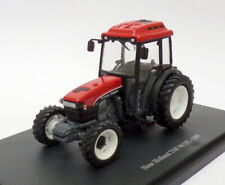 Hachette 1/43 Scale Model Tractor HT071 - 1997 New Holland TNF 90 DT - Red