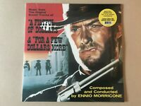 ENNIO MORRICONE  A Fistful Of Dollars & For A Few Dollars More ltd colour lp