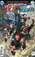 Suicide Squad #17 Daniel Cover DC Universe Rebirth Comics 1st Print 2016 NM