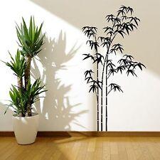 BAMBOO TREE GRASS WILD JUNGLE WALL STICKER DECAL STENCIL VINYL TRANSFER WSD665