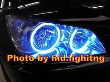 Lexus IS200 IS300 Angel Eye Halo Light Ring CCFL Kit Blue Headlight bulb lamp