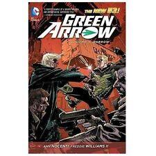 Green Arrow Vol. 3: Harrow (The New 52)