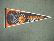 Team Lot Of 10 Basketball Fever pennant 12 x 30 wincraft #950018 award trophy