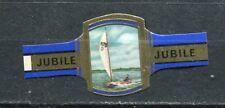 BAGUE DE CIGARE JUBILE BATEAU A VOILE OLYMPIAJOL N°17