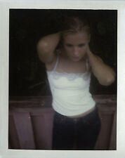 PHOTO ANCIENNE - VINTAGE SNAPSHOT - FEMME MODE POLAROID POLA - WOMAN FASHION 14