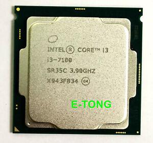 Intel Core i3-7100 SR35C 7th Gen Processor 3.9ghz 3MB LGA 1151 DUAL-CORE CPU