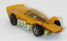 Redline Hotwheels Sizzlers Yellow Gold Double Boiler oc11799