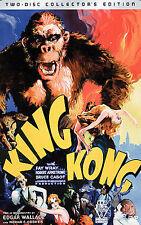 King Kong [1933] [B&W] [Remastered] [Restored] [Gift Box] [Tin Packaging
