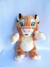 """Disney Park Babies Rajah Stuffed Plush Doll Aladdin Tiger 12"""""""