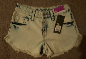 Mossimo high-rise short shorts size 00 ~~~NWT~~~