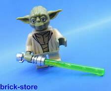 LEGO STAR WARS / 75168 / FIGURINE YODA AVEC SABRE LASER