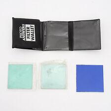 3 COKIN. 67 mm in stile Serie A. Filtri in plastica e portafoglio