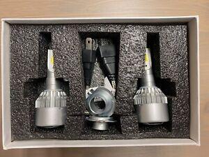 headlight led bulb H7 12V 6000k White Lamp