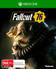 Fallout 76 Xbox One Game NEW