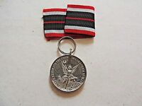 "Vintage 1910 Classic ""Union Of South Africa"" Commemorative Medal"