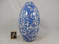 "Elegante  Ursula Fesca "" Manila "" Design Wächtersbach Keramik Vase 24,5 cm 11260"