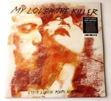 Lydia Lunch & Marc Hurtado - My lover the killer   RSD GATEFOLD DOUBLE VINYL LP
