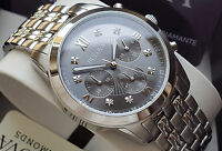 Orologio Cronografo Uomo Bulova Men's Diamond Movement Cal. Miyota JS20 - NUOVO