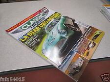 Classic & Sports Car Magazine N° 8 2013 ASTON DB4GT ZAGETO PORSCHE 911 TURBO  *