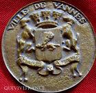 MED3284 - MEDAILLE VILLE DE VANNES - FRENCH MEDAL