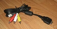 Genuine Sony (VMC-MD2, VMCMD2) Audio / Video USB Cable / Cord Lead Wire Only