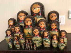 Matryoshka Doll : A Symbol of Russian Folk Art