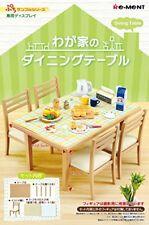Re-ment Petit sample series Dining Table Miniature Figures Furniture