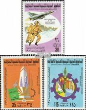 Libië 655-657 (compleet.Kwestie.) MNH 1978 September Revolution