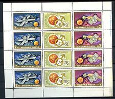 Hungary 1972 SG#2656-7 Space Exploration Of Mars MNH Sheet #A53245
