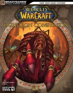 World of Warcraft Dungeon Companion, BradyGames, Good Condition Book, ISBN 97807