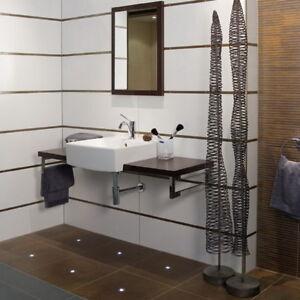 Villeroy Boch Pure Basic 711250 Keramik-Waschtisch Wand- & Aufsatz-Montage 50x50